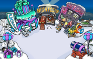 4th Anniversary Party Town