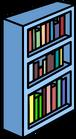 Blue Bookshelf sprite 011