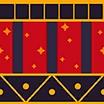 Fabric Stripes Tri icon