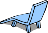 Blue Deck Chair sprite 003
