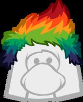 The Rainbow Sweep icon