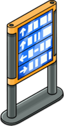 Airport Departures Board sprite 001