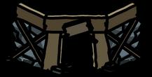 Abandoned Mine Entrance icon