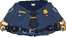 Clawhauser Costume icon