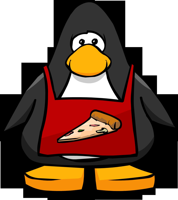 Blue apron wiki - Pizza Apron Cutout