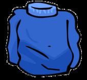 Blue Turtleneck clothing icon ID 229