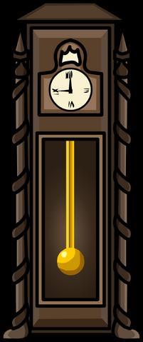 File:Antique Clock furniture icon.png