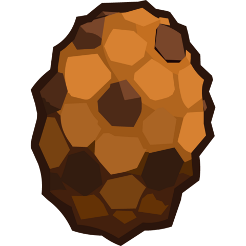 File:Prehistoric 2013 Eggs Triceratops Orange.png