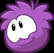 Purple Puffle32 New Design