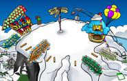 The Fair 2010 Ski Hill