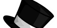 Top Hat Pin