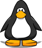 Penguin Player card look 1222333