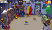 Halloween 2008 Sport Shop