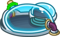Space Dome Igloo icon