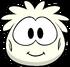White Puffle Costume clothing icon ID 4549