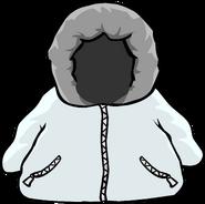 White Parka non-unlockable icon