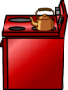 Shiny Red Stove sprite 012