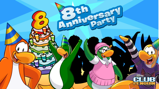File:8th Anniversary Party Wallpaper by Khantar07.png