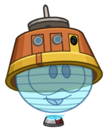 Chopper Puffle