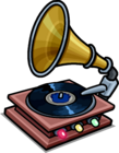 Gramophone sprite 008