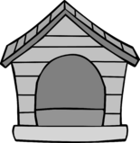Grey Puffle House
