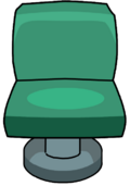 Hospital Chair furniture icon ID 987
