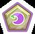 Purple O'berry Pin icon