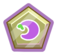 Purple O'berry Pin icon