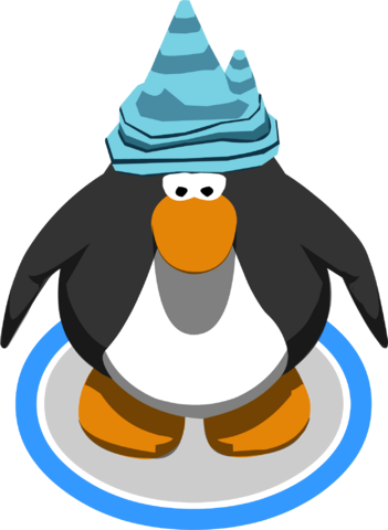 File:Ice party hat in-game.png
