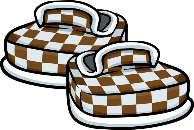 File:Brown Checkered Shoes icon.png