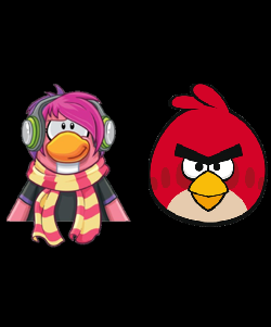 File:Club Penguin Cadence and Red.png