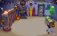 Halloween Party 2009 Sport Shop
