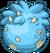 Blue-puffle-egg