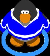 Blue Hockey Jersey ingame
