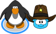 Sheriff Stetson In-Game