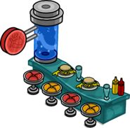 Diner Counter sprite 001