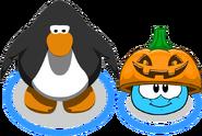 Pumpkin Lid In-Game