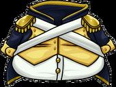 Navy Suit icon