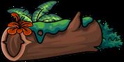 Mossy Log furniture icon ID 701