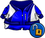 Blue Tracksuit (Unlockable)