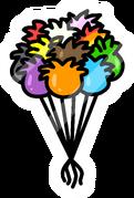 Puffle Balloon Pin icon