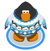 Puffle Pullover ingame