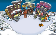 Pizza Parlor Opening Town