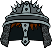 Spiked Warrior Helm