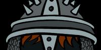 Spiked Warrior Helm