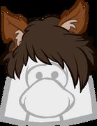 Werewolf Ears clothing icon ID 1927