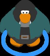 Frankenpenguin Costume in-game