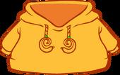 Orange O'berry Hoodie icon