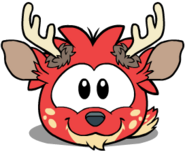 Puffle red1018 igloo