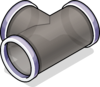 T-joint Puffle Tube sprite 047